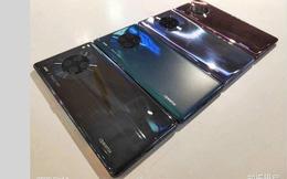 """""""Lơ tơ mơ"""" về điện thoại Huawei chuẩn bị ra mắt"""