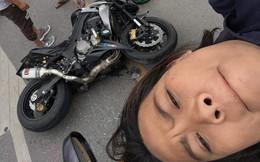 """Chụp ảnh """"tự sướng"""" trên nóc ô tô, cô gái suýt bị dân mạng lao vào chỉ trích thói """"sống ảo"""" oan uổng, phải tự lên tiếng giải thích"""