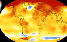 Nóng lên toàn cầu và biến đổi khí hậu: Giống nhau hay khác nhau