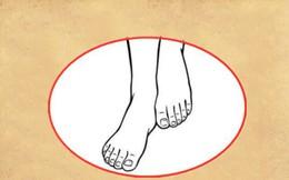 Phụ nữ sở hữu bàn chân thiên kim thì cả đời tận hưởng cuộc sống viên mãn, tiền vận trăm người chiều chuộng, hậu vận vạn người cung phụng