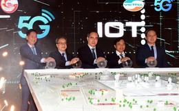 TP.HCM phủ sóng 5G và IoT trên diện rộng