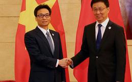 Phó Thủ tướng Vũ Đức Đam đề nghị Trung Quốc tôn trọng quyền, lợi ích của Việt Nam ở Biển Đông