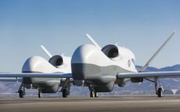 Mỹ điều động máy bay không người lái giám sát các động thái của Trung Quốc
