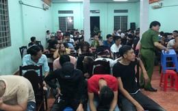 145 thanh niên dương tính ma túy trong quán bar tại Đồng Nai