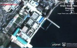 Rộ tin Triều Tiên triển khai tàu ngầm mang tên lửa đạn đạo