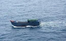 Phát hiện hơn 1 tấn ketamine trên con tàu tắt đèn di chuyển ngoài khơi Ấn Độ Dương
