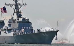 Mỹ điều tàu khu trục từng tấn công Yemen tới bờ biển Saudi Arabia