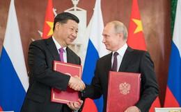 Trung Quốc, Nga đắc lợi giữa xung đột Mỹ-Iran