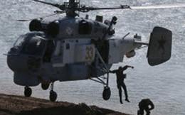 Video: Toàn cảnh cuộc tập trận đổ bộ của Nga ở Crimea