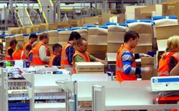 1 tuần đăng tuyển, Amazon nhận được 18 hồ sơ xin việc mỗi phút