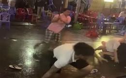 Khởi tố 10 đối tượng trong vụ hỗn chiến trên phố Bùi Viện