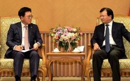 Phó Thủ tướng muốn Lotte đầu tư hạ tầng giao thông ở Việt Nam