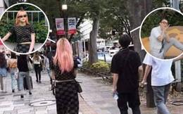 Sơn Tùng M-TP và Thiều Bảo Trâm lộ ảnh xuất hiện cùng nhau trên đường phố Nhật?