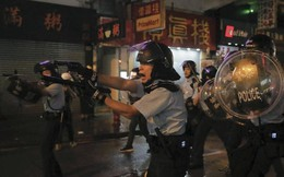 Hong Kong: Cảnh sát có thể nổ súng nếu người biểu tình cố cướp