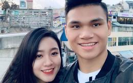 Vừa lên tập trung tuyển Việt Nam, Phạm Xuân Mạnh nói với bạn gái: 'Anh yêu người khác rồi'