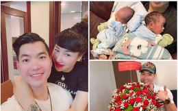 Cuộc sống viên mãn của siêu mẫu Việt bên vợ đại gia hơn 15 tuổi