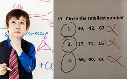 Đừng đùa với trí khôn của bọn trẻ: Giáo viên hỏi một đằng chúng trả lời một nẻo, nghe vô lý nhưng lại rất thuyết phục