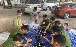 Thu hơn 300 điện thoại iPhone nhập lậu từ Trung Quốc