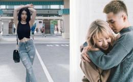 """Linh Ka 17 tuổi với Quỳnh Anh Shyn 19 tuổi thời điểm mới hẹn hò Will: Cùng là hot girl Hà thành, style bị """"khui"""" chuyện yêu đương giống nhau y như đúc!"""