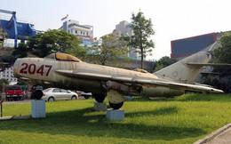Ảnh: Ngắm máy bay tiêm kích MiG-17 gắn liền với tên tuổi phi công huyền thoại Nguyễn Văn Bảy