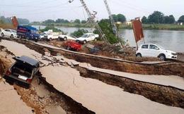 Động đất tại Pakistan: Thương vong lên tới 500 người