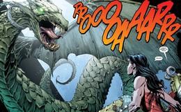 Cha của các loài quái vật: Typhoeus trong vũ trụ DC mạnh đến mức nào?