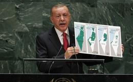 """Tổng thống Thổ Nhĩ Kỳ lên án phương Tây, công bố """"dã tâm thôn tính"""" của Israel"""