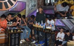 Vụ 100 cảnh sát đột kích karaoke Paradise: Chân dài và những dân chơi xăm trổ