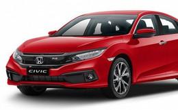 Honda Civic tại Việt Nam chênh lệch bao nhiêu so với Thái Lan?
