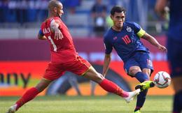 HLV Akira Nishino đưa Dangda trở lại tuyển Thái Lan
