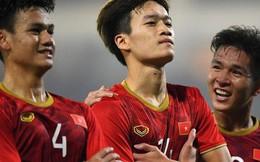 Lê Công Vinh: 'U23 Việt Nam chiếm một trong hai vị trí dẫn đầu là điều không phải lo lắng'