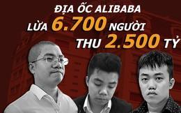 Infographic: Địa ốc Alibaba lừa 6.700 người thu 2.500 tỷ cách nào?
