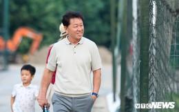 HLV Chung Hae-seong: Hoá ra, trọng tài toàn quyết định có lợi cho Hà Nội FC