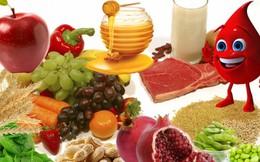 10 siêu thực phẩm ngăn ngừa thiếu máu