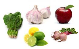 14 thực phẩm làm sạch gan