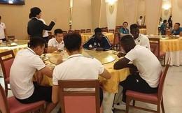 Hà Nội FC được tiếp đón nồng hậu tại Triều Tiên