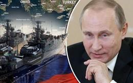 """Lợi ích """"tối thượng"""" Nga có được ở Syria: Đòn bẩy ở Địa Trung Hải sẽ khuất phục sức mạnh Mỹ?"""