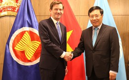 Mỹ nhắc lại với Việt Nam cam kết ở biển Đông