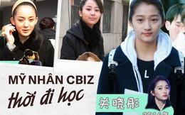 """Nhan sắc dàn mỹ nhân Cbiz hồi mới vào Học viện Điện ảnh Bắc Kinh: """"Natra"""" và Cổ Lực Na Trát gây bão, Dương Tử """"khó đỡ"""""""