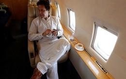 Chuyên cơ chở Thủ tướng Pakistan gặp sự cố giữa trời