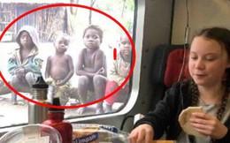 Con trai Tổng thống Brazil đăng ảnh Greta Thunberg ăn trưa no đủ trước mặt những trẻ em nghèo và sự thật khiến ai cũng giận dữ