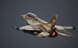 Tiêm kích Israel hay Saudi Arabia vừa ném bom xuống phía đông Syria?