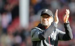 Liverpool lo sốt vó mất HLV trưởng Jurgen Klopp