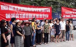 """Qua 1 thập kỷ dự án Hattoco 110 Trần Phú vẫn chỉ là """"khung bê tông"""""""
