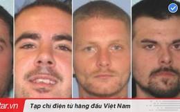 4 tù nhân Mỹ 'cực kỳ nguy hiểm' vượt ngục bằng vũ khí tự chế