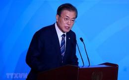 'Đồng hồ báo hiệu hòa bình trên bán đảo Triều Tiên bắt đầu điểm'