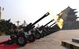 Lễ duyệt binh kỷ lục của Trung Quốc qua những con số