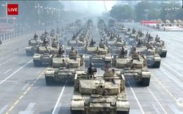Trung Quốc phô diễn khí tài tại lễ duyệt binh lớn nhất lịch sử