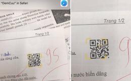 Cô giáo chơi khó học sinh khi in mã đề QR, nhưng điều bất ngờ nhất là scan lại ra hàng tá điều thú vị