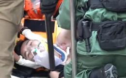 Cảnh sát Hồng Kông xác nhận một người biểu tình bị trúng đạn